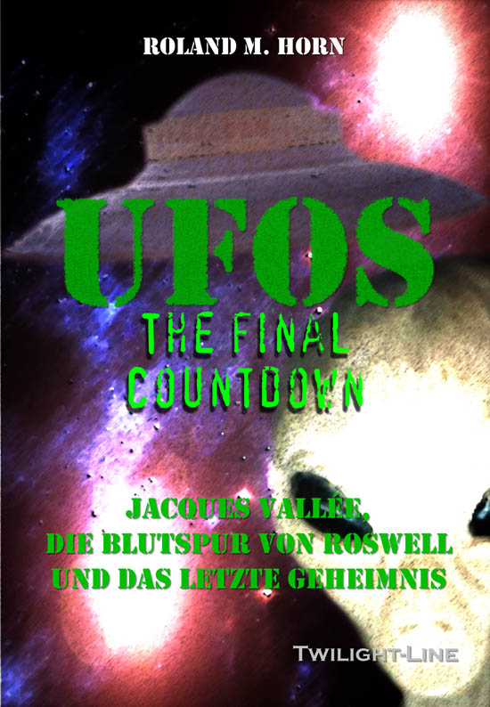 Buchcover: UFOs - The Final Countdown